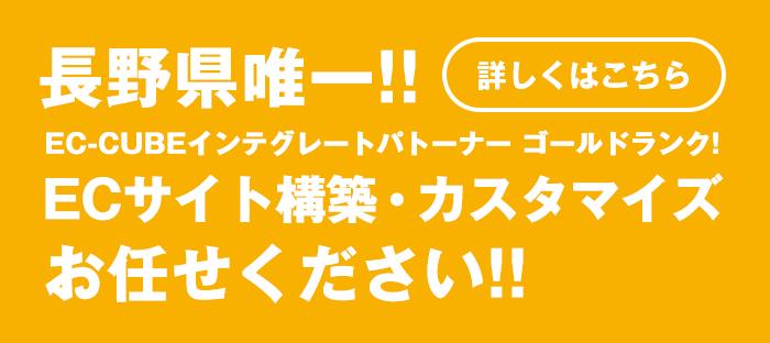 ECサイト構築・カスマイズお任せください!!